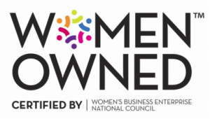 Certified By Women's Business Enterprise National Council (WBENC)