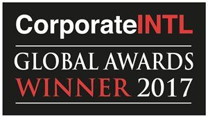 Corporate INTL Magazine Global Awards Winner 2017